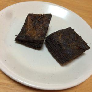 碁石茶の正規品