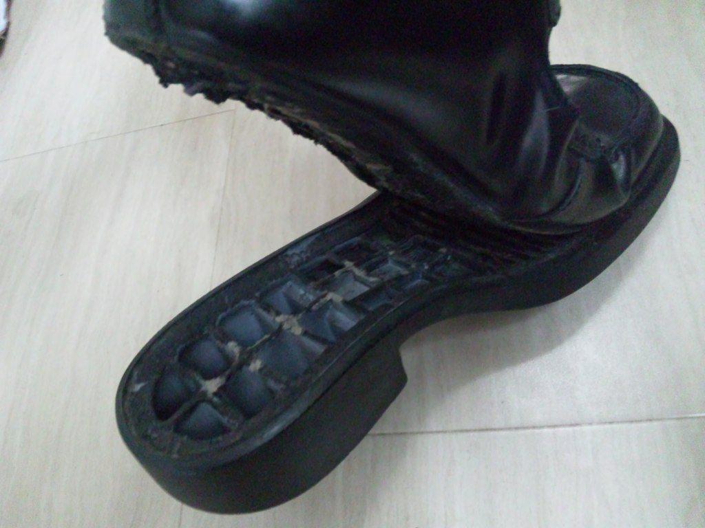 shoe-broken