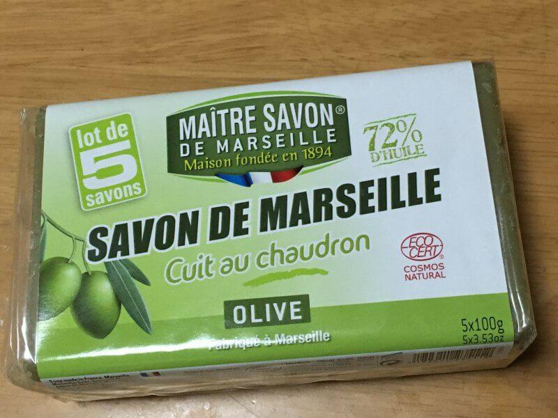 サボン・ド・マルセイユ