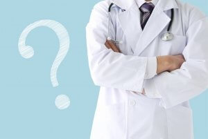 医者の疑問画像